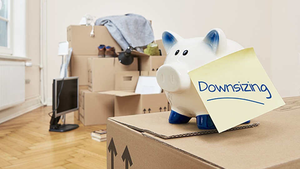 Let's Downsize: What to Keep, Toss and Donate