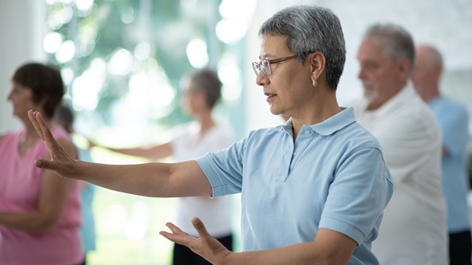 Intro to Tai Chi + Lunch