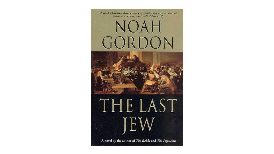 September Book Club: The Last Jew
