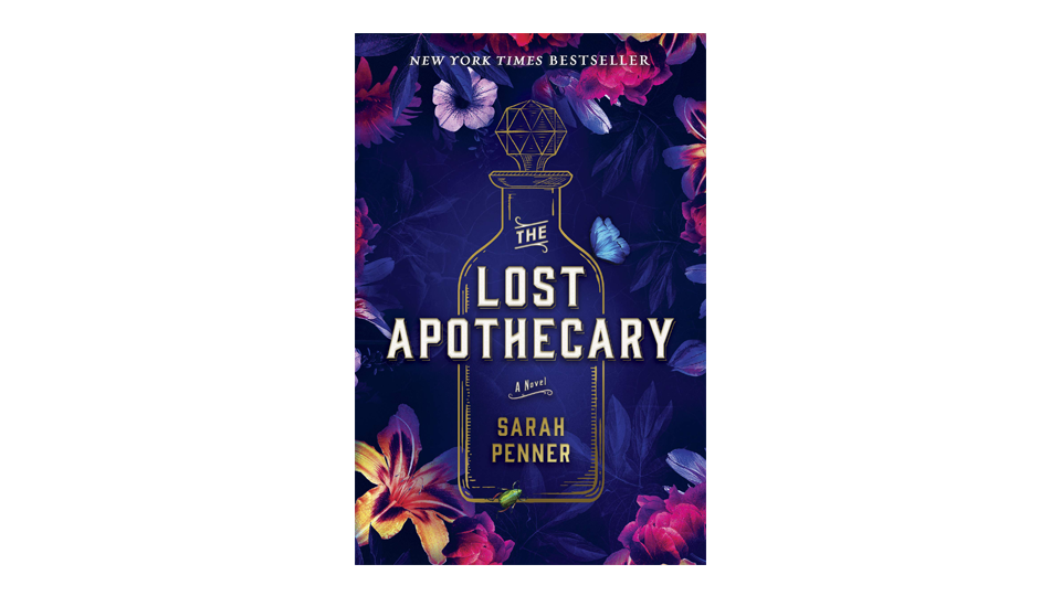 December Book Club: The Lost Apothecary