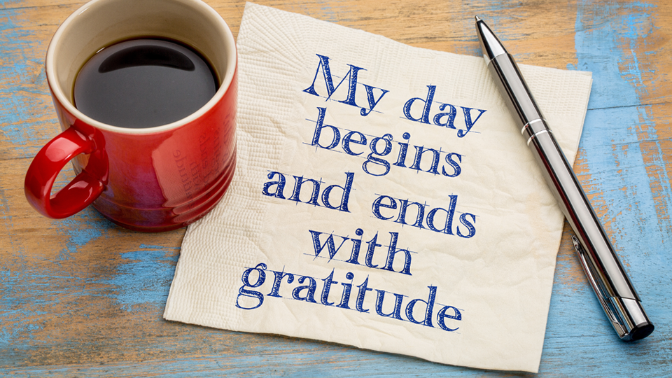 Thoughtful Tuesday: Gratitude (Broomall)