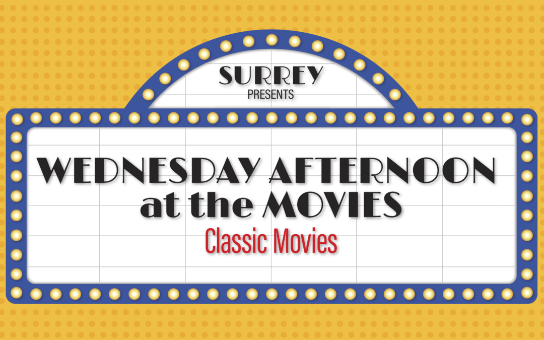 Wednesday Afternoon at the Movies-A Damsel in Distress (Devon)