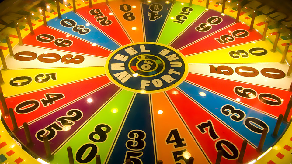 Wheel of Fortune (Broomall)