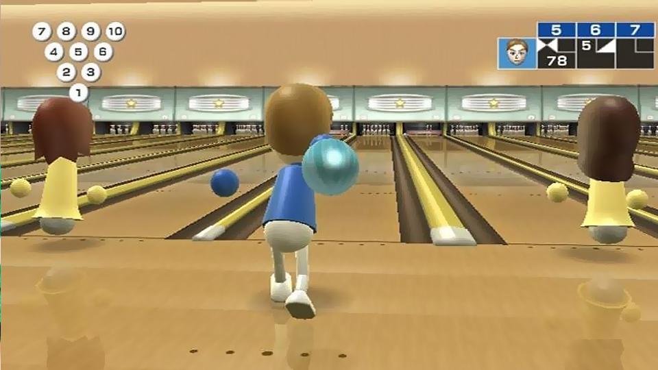 Wii Bowling (Havertown)