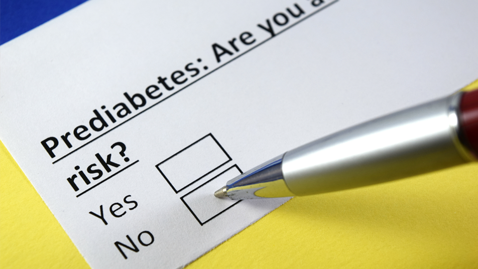 Preventing Prediabetes (Devon)