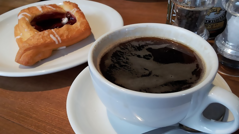 Tuesday Morning Grind: Coffee, Danish & Discussion (Havertown)